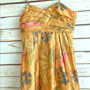 Anthropologie Botanica Dress